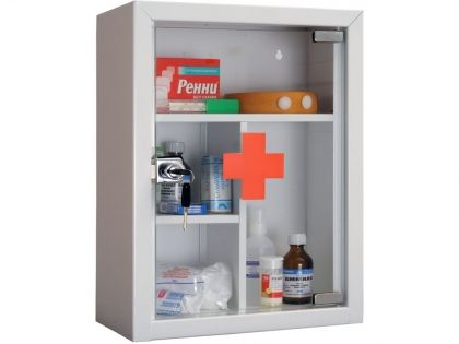 MEDICAL FIRST AID KIT AMD 39G